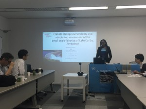 Proposal defence of Nobuhle Ndhlovu, PhD candidate at UNU-IAS